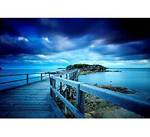 Bare Island  Photographic Print