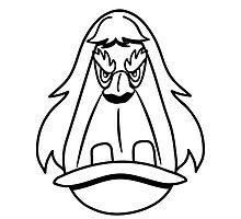 face gorilla by Motiv-Lady