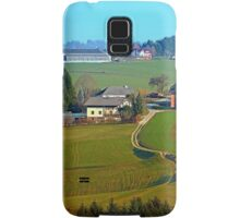 Beautiful traditional farmland scenery II | landscape photography Samsung Galaxy Case/Skin