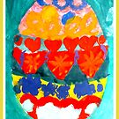 Easter Egg Painting by ©The Creative  Minds