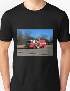 Small Town Christmas Unisex T-Shirt