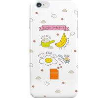 Super omelette iPhone Case/Skin