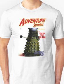 Adventure Stories The Ironside from Skaro T-Shirt