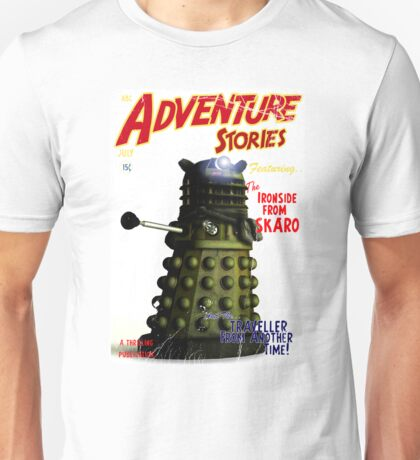 Adventure Stories The Ironside from Skaro Unisex T-Shirt