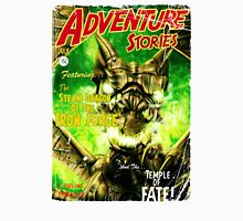 Adventure Stories The Steam Dragon of the Iron Forge T-Shirt