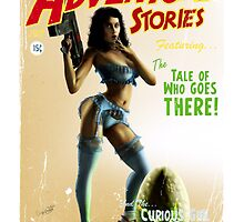 Adventure Stories The Tale of who Goes There by simonbreeze