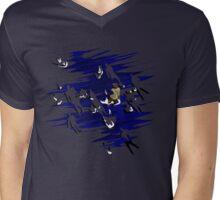Vision of Flyfishing Mens V-Neck T-Shirt