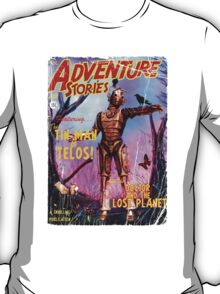 Adventure Stories The Tin Man of Telos T-Shirt