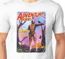 Adventure Stories The Tin Man of Telos Unisex T-Shirt