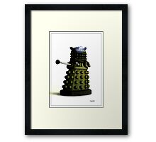 The Ironside Framed Print