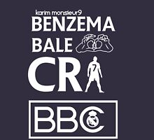 BBC Real Madrid Unisex T-Shirt