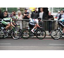 Mark Cavendish Tour of Britain 2013 Photographic Print