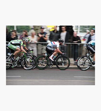 Mark Cavendish Tour of Britain 2013 Photographic Print