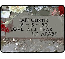 RIP Ian Curtis (Tribute) by JoelCortez
