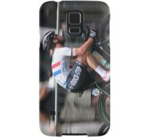 Mark Cavendish Tour of Britain 2013 Samsung Galaxy Case/Skin