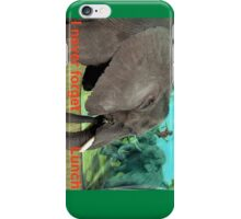 Elephant Lunch iPhone Case/Skin