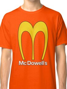 McDowell's - Home of the Big Mick Classic T-Shirt