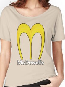 McDowell's - Home of the Big Mick Women's Relaxed Fit T-Shirt