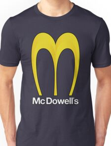 McDowell's - Home of the Big Mick Unisex T-Shirt