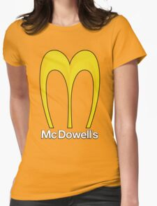 McDowell's - Home of the Big Mick Womens Fitted T-Shirt