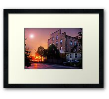 The Stone Jug Framed Print