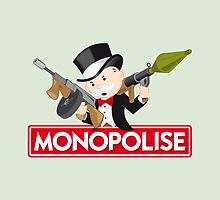 Monopolise by Fifty-TwoWeeks