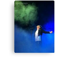 Josh Ramsay- Face The Music Canvas Print