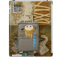 Do not leave me iPad Case/Skin
