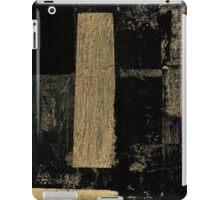 YELLOW GRUNGE iPAD CASE iPad Case/Skin