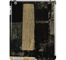 YELLOW GRUNGE iPAD CASE iPad Case/Skin