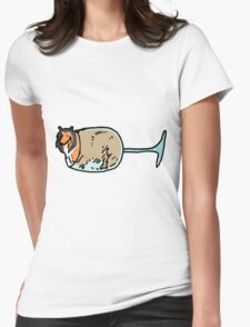 Collie in a glass T-Shirt