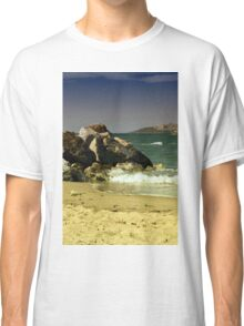 windy day in turgutreis Classic T-Shirt