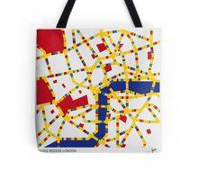 BOOGIE WOOGIE LONDON Tote Bag