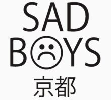 SAD BOYS by JFCREAM
