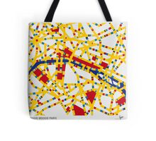 BOOGIE WOOGIE PARIS Tote Bag