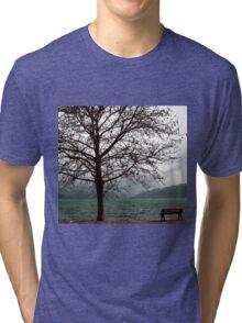 egirdir lake Tri-blend T-Shirt