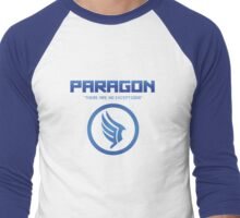 "Paragon - ""There are no exceptions."" Men's Baseball ¾ T-Shirt"