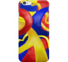 Abstract Love iPhone Case/Skin