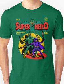 Superhero Comic T-Shirt