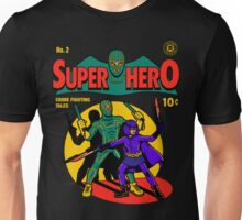 Superhero Comic Unisex T-Shirt
