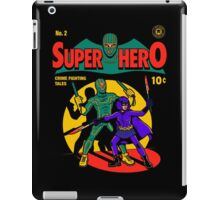 Superhero Comic iPad Case/Skin