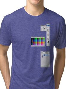 Windows To The Soul (Swatches) Tri-blend T-Shirt
