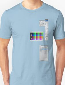 Windows To The Soul (Swatches) Unisex T-Shirt