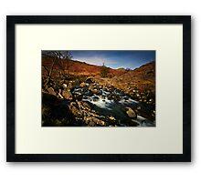 The Old Packhorse Bridge Framed Print