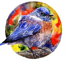 Bird by AnnaShell