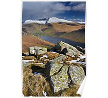 The Scafells Poster