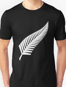 All Blacks Silver Fern T-Shirt
