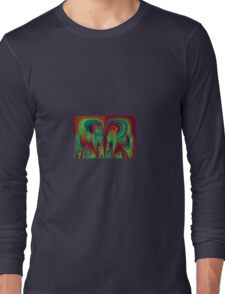 The Conversation Long Sleeve T-Shirt
