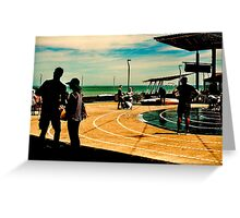Henley Square Family Space Greeting Card