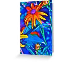Blackeyed Susan II Greeting Card